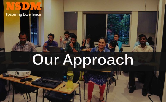 Our Approach – Digital Marketing Course