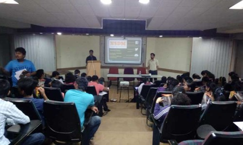 NSDM-INDIA-Lecture in college
