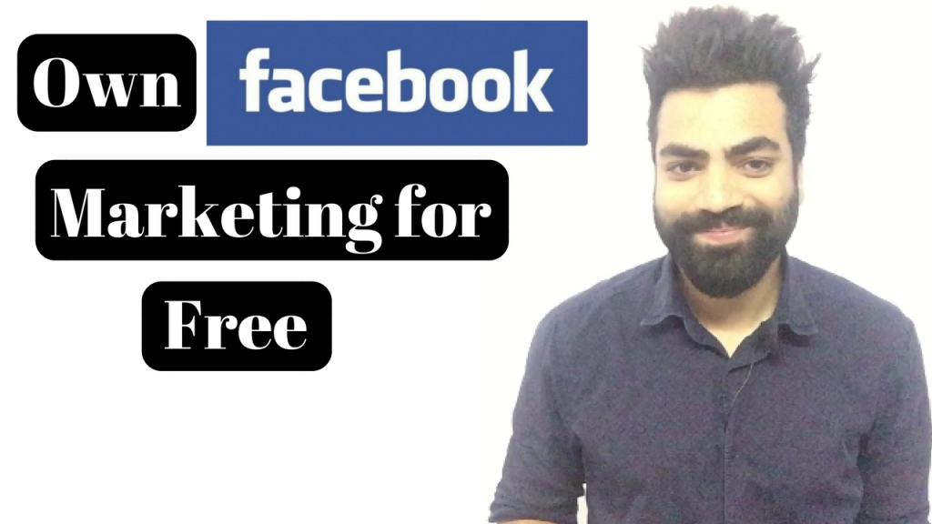 Own Facebook Marketing For Free.