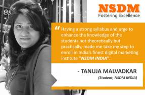 Digital Marketing course review by Tanuja Malvadkar