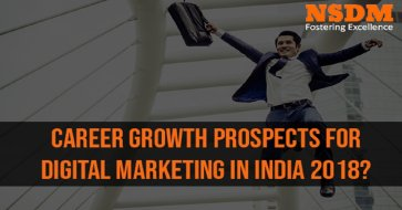 Career Growth Prospects for Digital Marketing in India 2018