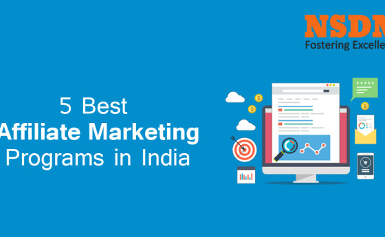 5 Best Affiliate Marketing Programs in India