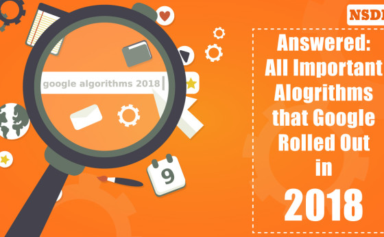 Answered: All Important Algorithms that Google Rolled Out in 2018