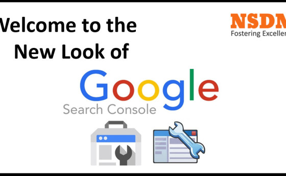 Welcome to the New Look of Google Search Console