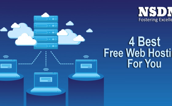4 Best Free Web Hosting For You