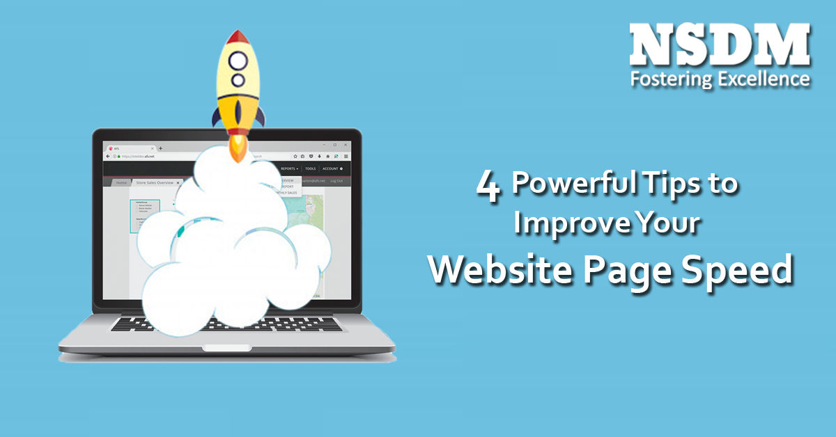 4 Powerful Tips to Improve Your Website Page Speed