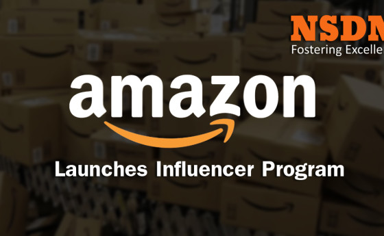Amazon Launches Influencer Program