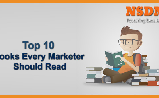 Top 10 Books Every Marketer Should Read
