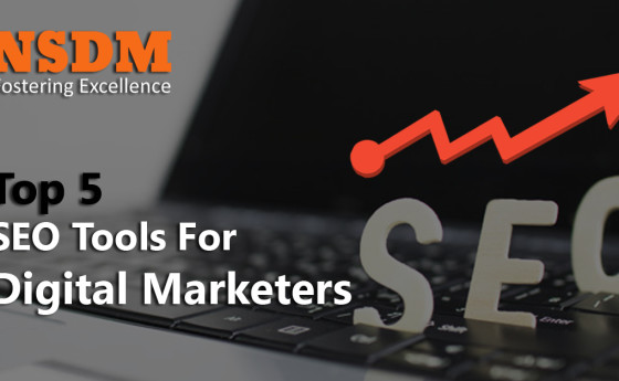 Top 5 SEO Tools For Digital Marketers To Attract Traffic