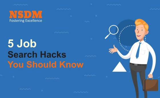 5 Job Search Hacks You Should Know