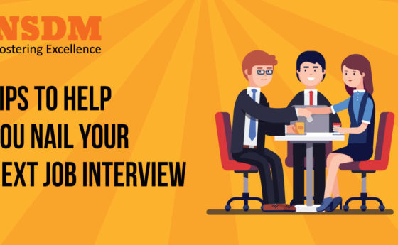 Tips to help you nail your next job interview