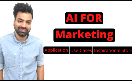 AI For Marketing – Application and Inspirational Stories