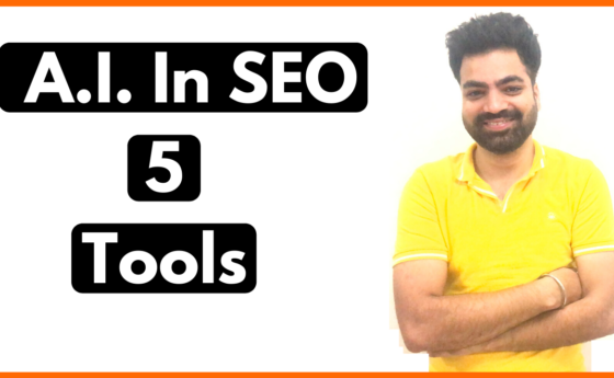5 AI For SEO Tools That Will Save You Hours Of Work
