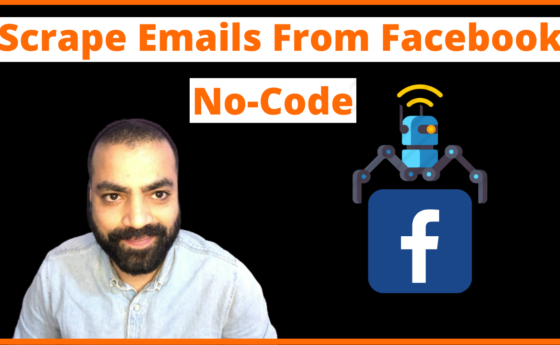 How To Scrape Facebook For 1000's Of Leads For Free. No-Code