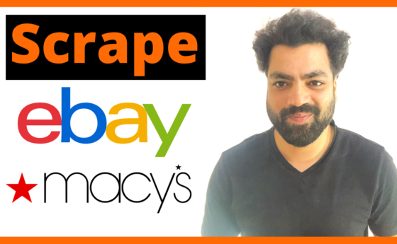 How To Scrape eBay And Macy | Data Scraping For Ecommerce Business